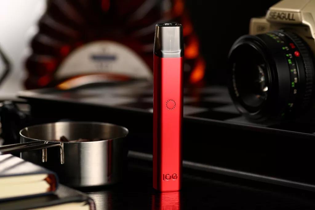 电子烟品牌ICE暴雪:赢在产品蹊径,还是零售江湖?